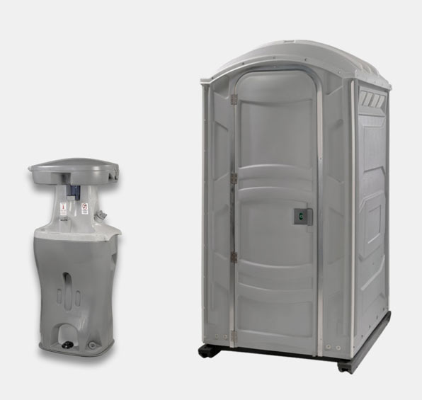 Portable Restrooms and Hand Washing Stations